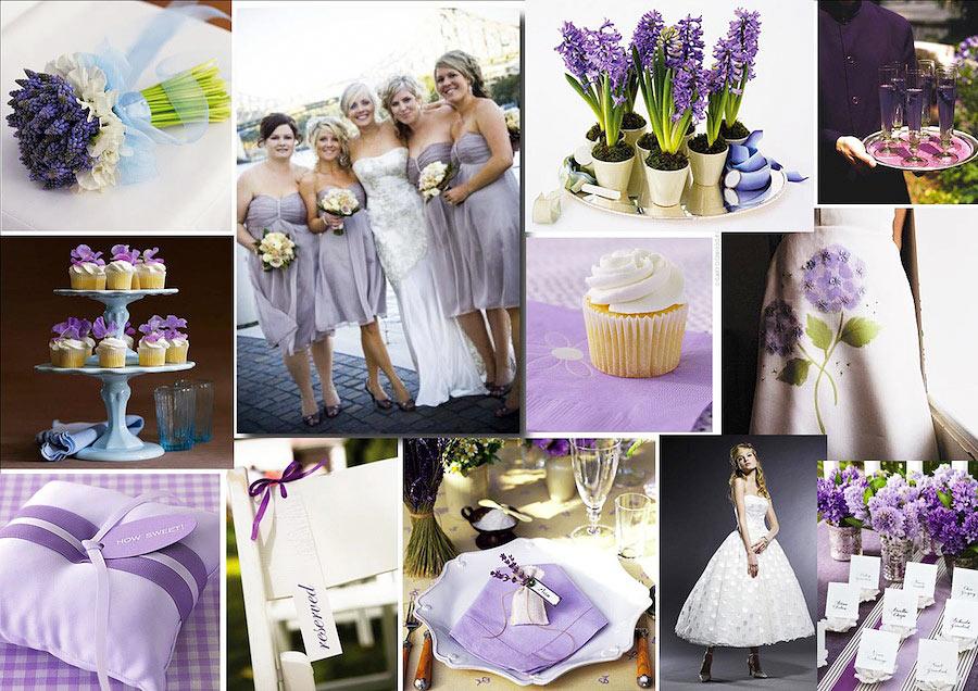 Motyw i kolor przewodni na ślubie